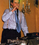 Wedding DJ Big Chris